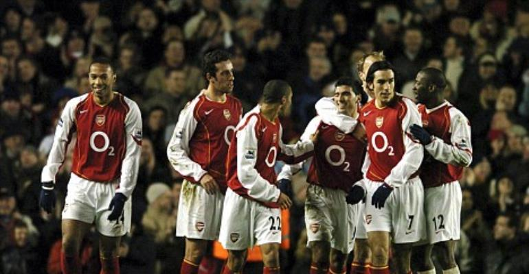 On this day: Arsenal field first all-foreign squad in English football