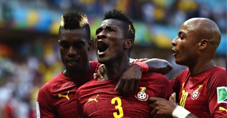 Asamoah Gyan wants to play in fourth straight World Cup for Ghana, Al Ain coach reveals
