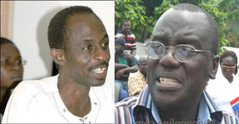 PRESS STATEMENT: Asiedu Nketia and Kwadwo Owusu Afriyie (Sir John) cited in the use of indecent expressions on radio