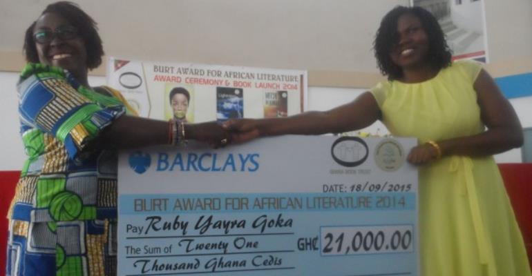 Ghanaian Writers Pick Awards