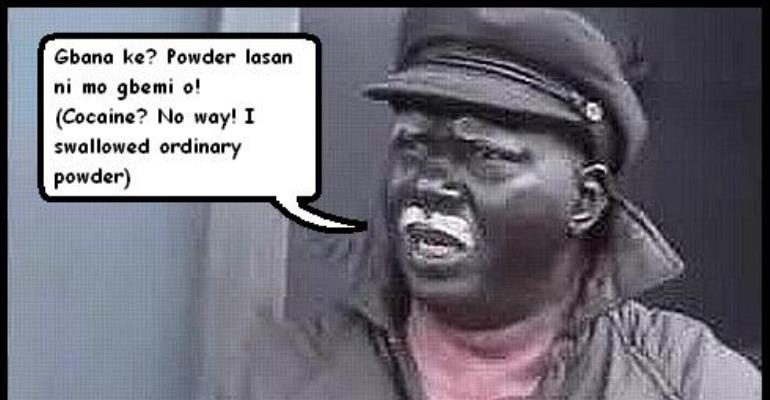COMIC ACT,BABA SUWE TO FILE A LAWSUIT AGAINST NDLEA FOR DEFAMATION OF CHARACTER