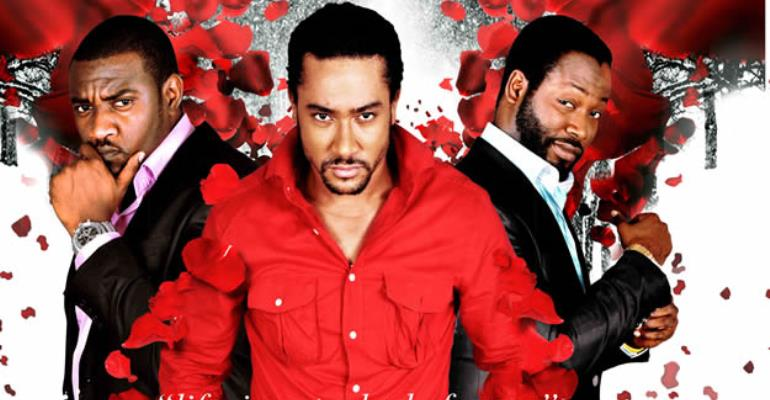 CINE AFRIK PREMIERES 'BED OF ROSES' ON 7TH APRIL.