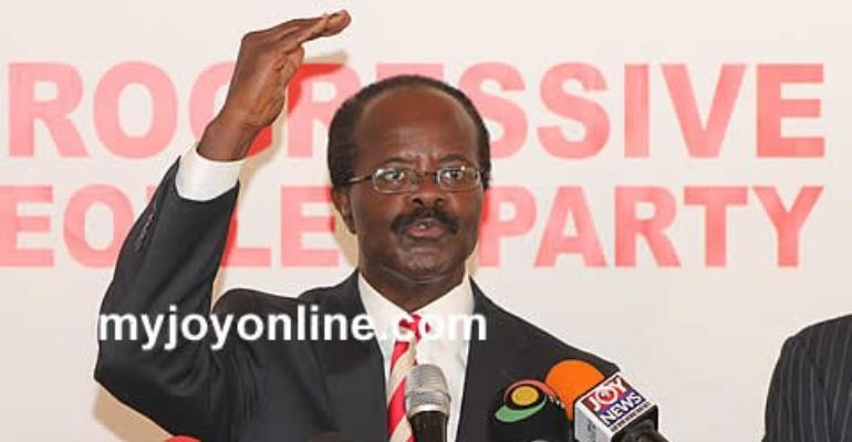 Dr. Nduom on Free SHS: Only a fool does not change his mind