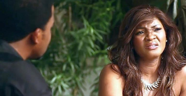Omotola In America For 'Blood In The Lagoon'