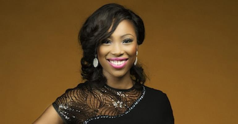 New MTN Project Fame Co-Host, Bolanle Olukanmi Praises Joseph Benjamin