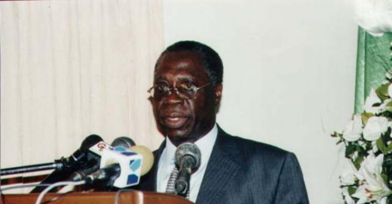 Finance Minister Attacks  Atta Mills
