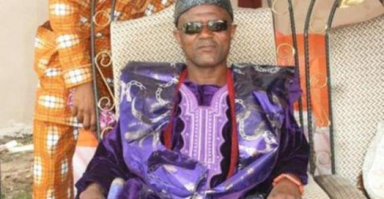 R*pe Trial: Show Your Private Bombom, Osun Monarch Tells Ex-corps Member
