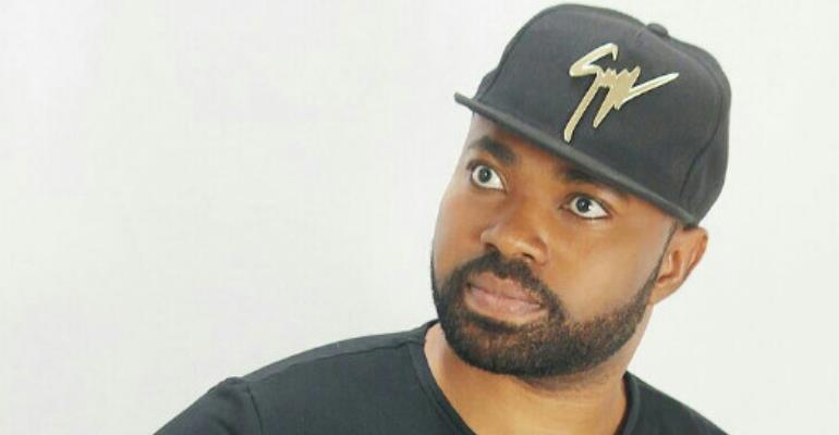 CEO of Two Eyes Films , Samuel Ofori