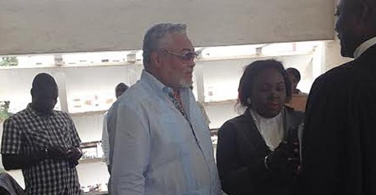Mellbond microfinance settles taxi driver after Rawlings' intervention