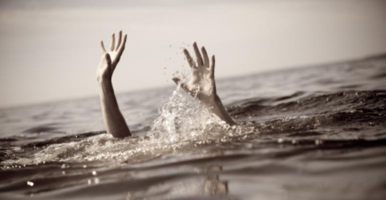 Body of Registration Officer retrieved from Tano River