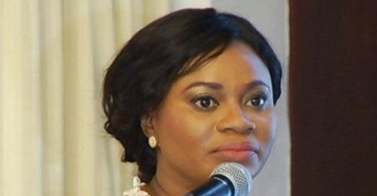 Manasseh's Folder: Charlotte Osei does not need a penis to succeed