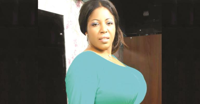 Intimate life of Nollywood actress, Chioma Toplis