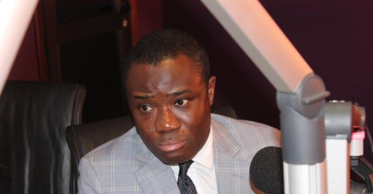 Felix Kwakye Ofosu - Deputy Communications Minister