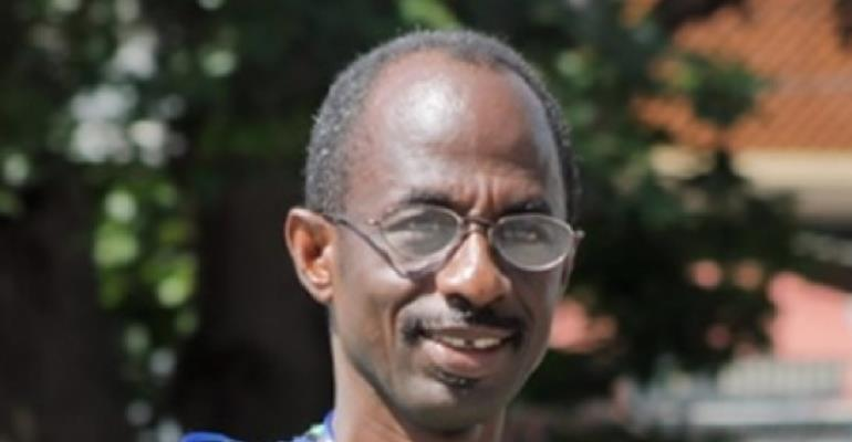 Asiedu Nketia Bangs Phone To Escape Questions About George Boateng