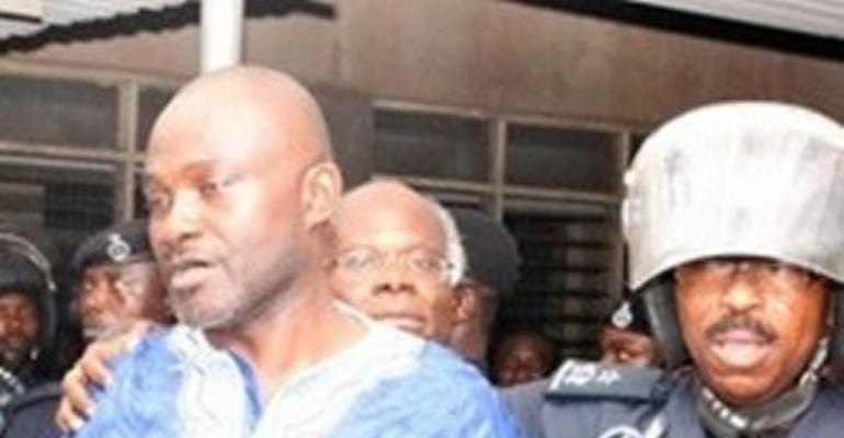 Kennedy Agyapong's writ of habeas corpus against IGP struck out