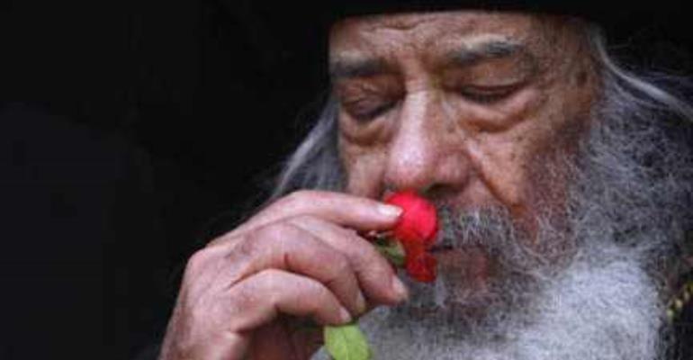 Pope Shenouda III of Alexandria (Coptic Church)