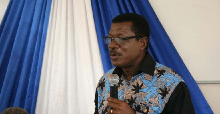 Mensa Otabil's ICGC Dares NDC: 'We Will Not Release Original Otabil Tape!'