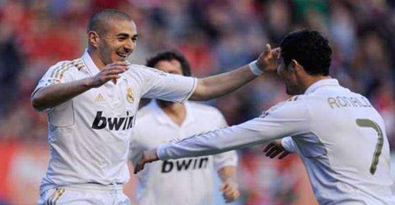 Real Madrid chase 100 points in La Liga