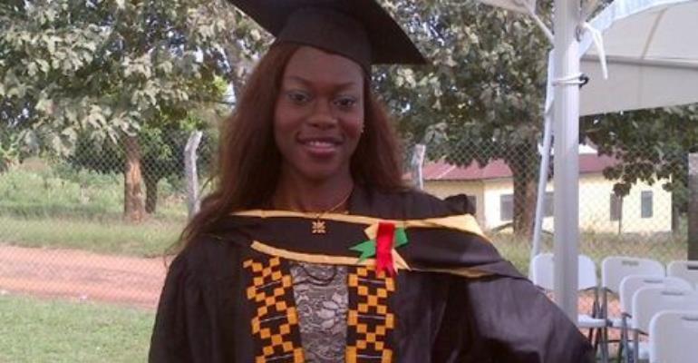 PUCG student receives top award in Nursing Examination