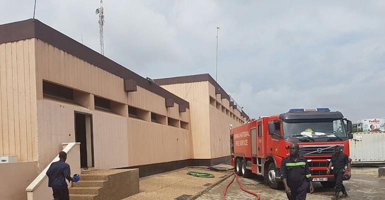 Accra Floods: ECG forced to shutdown Dzorwulu power station