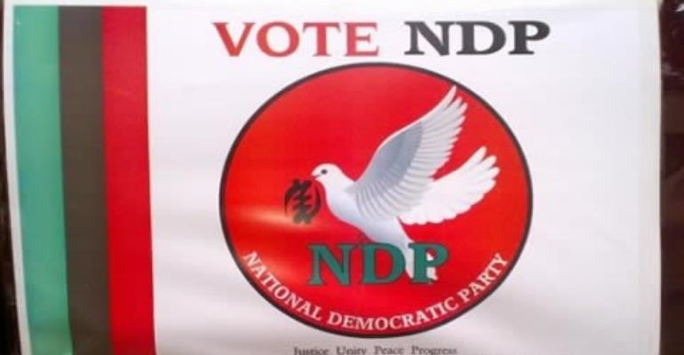 NDP appoints Interim General Secretary to replace Mamboah-Rockson