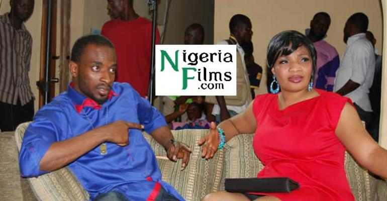 Laide Bakare, 9ice 'Jejere' Location Pictures