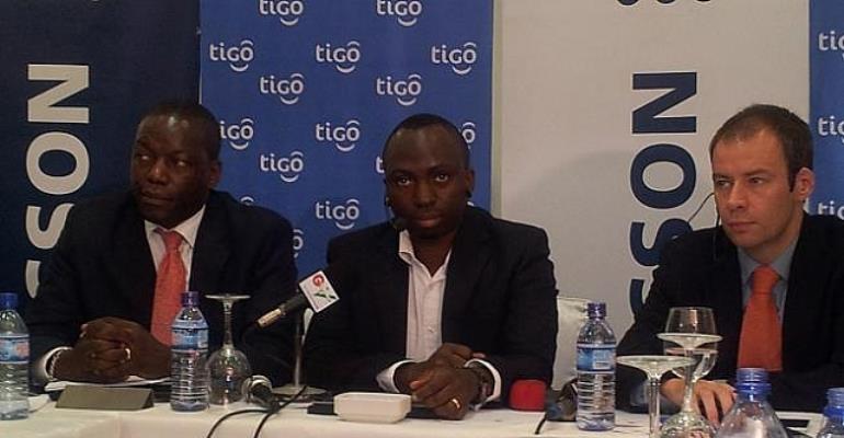 Ericsson partners Tigo Ghana deliver Millennium Villages project in the north