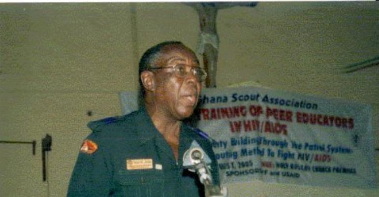 World Scout @100-Ghana Scout Celebrates!!!