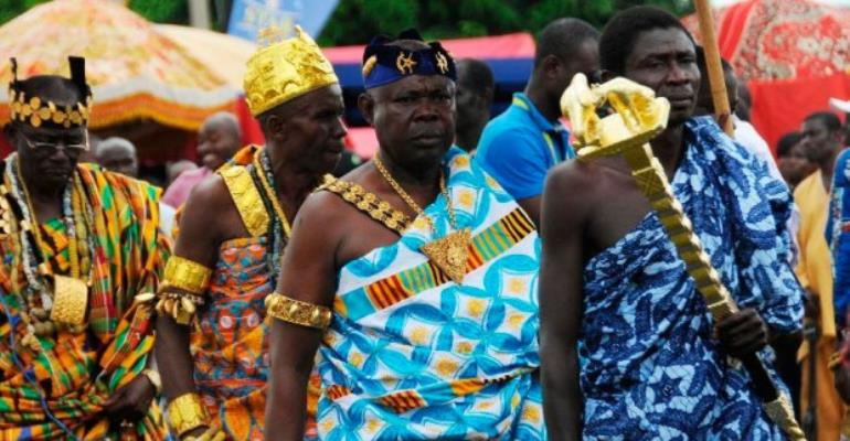 The Manya Krobo Annual Ngmayem Festival