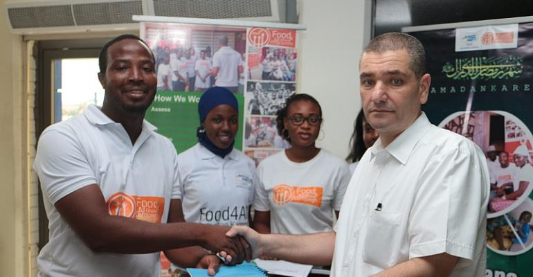 Maxmart Partners Food4all In Recovering Food To Feed Two Thousand Vulnerable In Ramadan