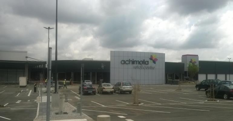 Achimota Retail Centre Opens Today