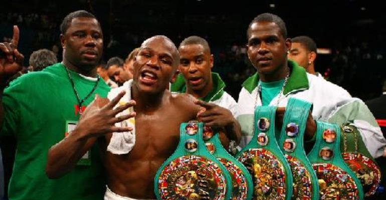 Angelina K. Morrison: Why Floyd Mayweather Will Never Be Universally Loved