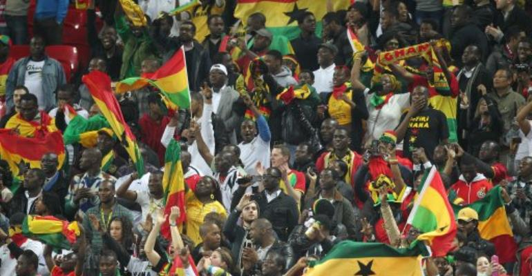 Ghanaians have not learnt any lessons from May 9 - fans