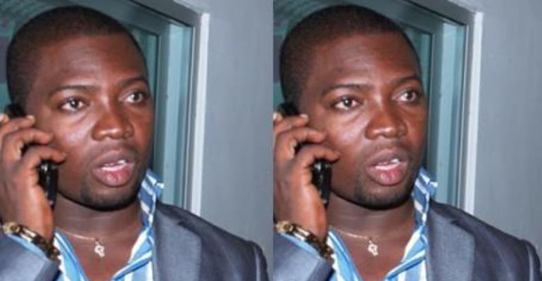 GHANAIAN TOP DIRECTOR FRANK RAJAH ARASE SLEEPS WITH HOUSEMAID IN NIGERIA