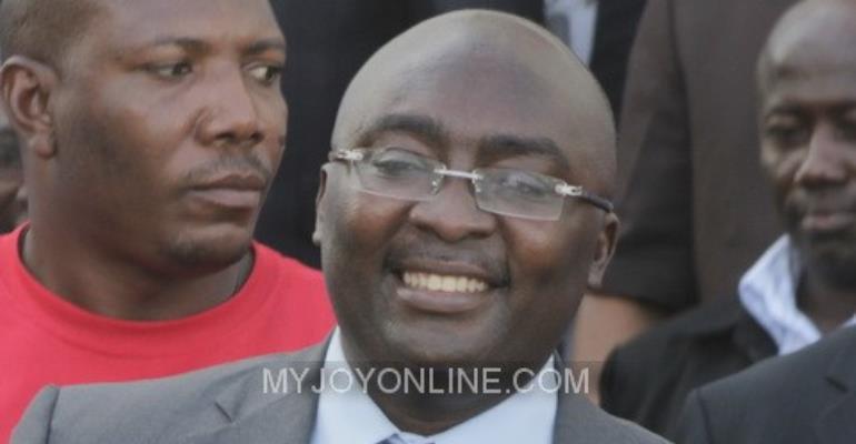Eurobond debate: Bawumia being 'delusional' - Ametor Quarmyne