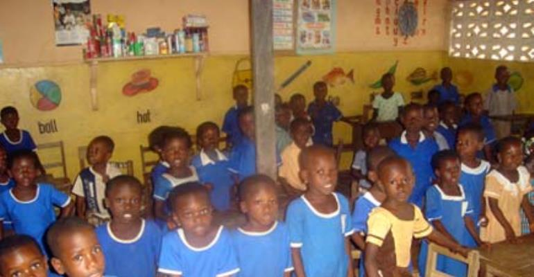 Enroll and retain children of school-going age in school-PAGE