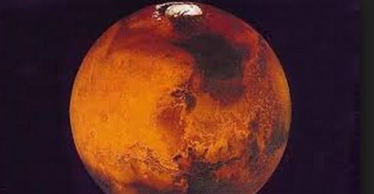 GOD'S SIGNATURE DISCOVERED IN MARS BY NASA