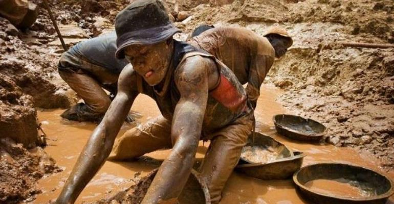 Small-scale Miners Unhappy With Prolonged Ban On Mining
