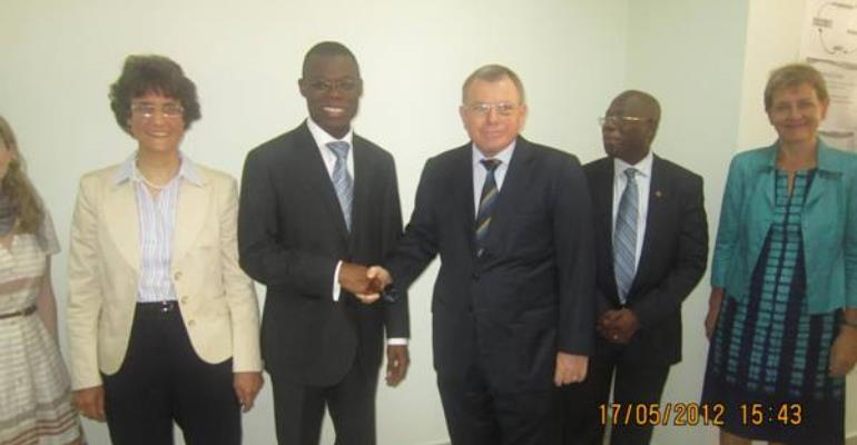 Germany commits 130 million Euros to Ghana's development over the next three years