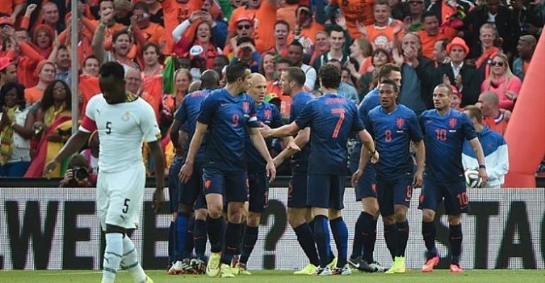 2014 World Cup: Black Stars must improve attack- Alhaji Grusah