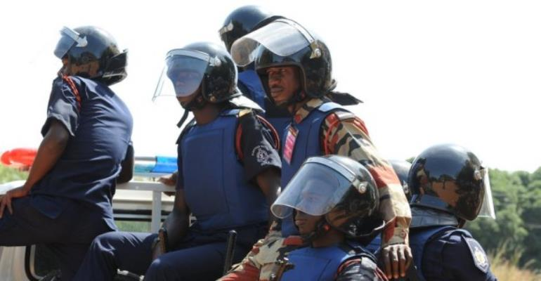Police In Brong Ahafo To Clamp Down On Criminals