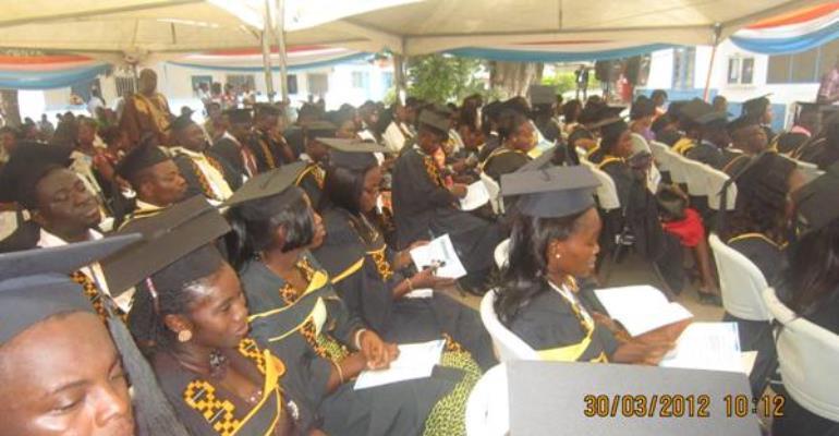 GIJ holds graduation