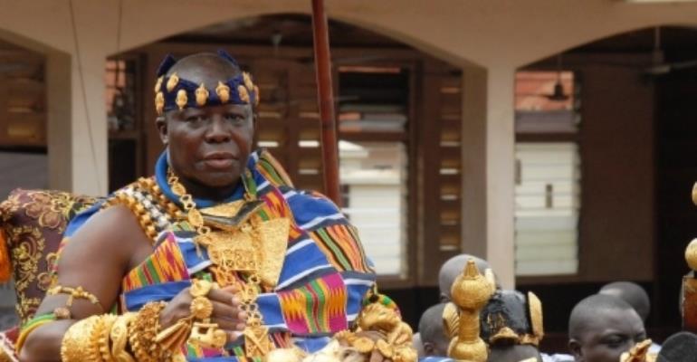 Zongo Minister Calls On Asantehene