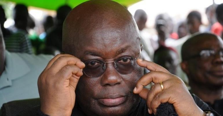 Akufo-Addo mourns with Mahama
