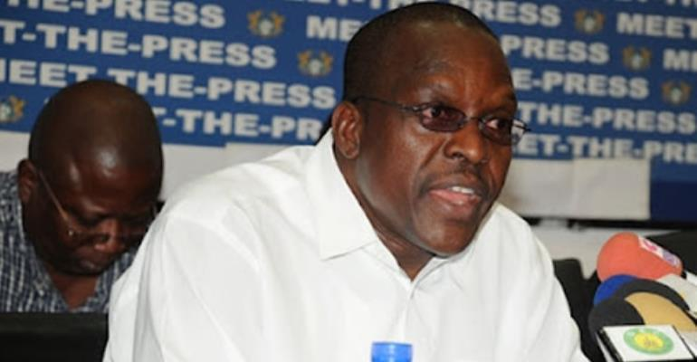Kpesah Whyte Disagrees With Prez Mahama's 'Three Wise Men' Projects