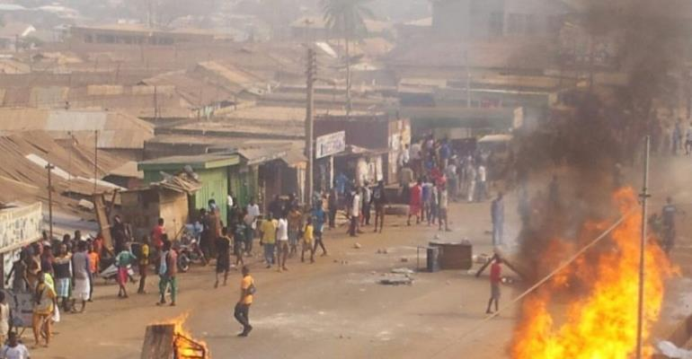 Old Tafo Clashes: Curfew Extended To Monday