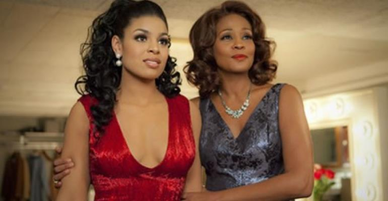 Fame star Irene Cara originally played the role of Sparkle, now played by Sparks (left)