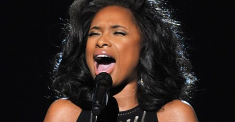 Jennifer Hudson sang I Will Always Love You at the Grammy awards to remember Whitney Houston