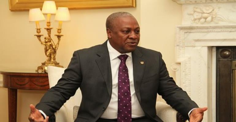 Mahama charges new SADA board to refer corruption cases to AG for prosecution