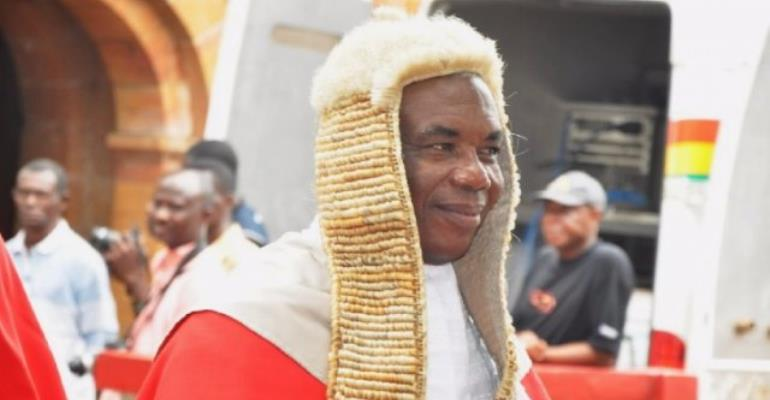 'We ordered removal of NHIS card holders, period!' - Supreme Court judge